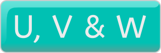 U, V and W
