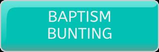 Baptism & Christening Bunting