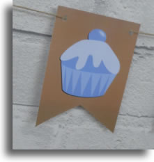 Cup Cake Decoration LoveBrite
