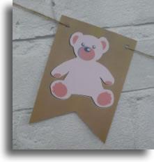 Teddy Bear Decoration LoveBrite